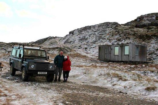 Highland Safaris: Up a Munro