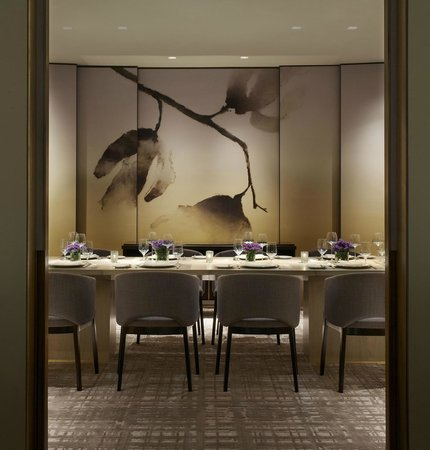 Clement At The Peninsula New York: Private Dining Room