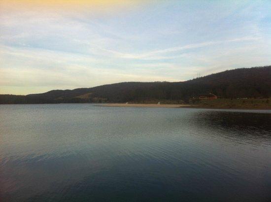 Rocky Gap Casino Resort: View from my room