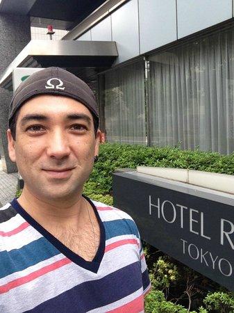 Hotel Route Inn Tokyo Asagaya: fachada do hotel route inn asagaya