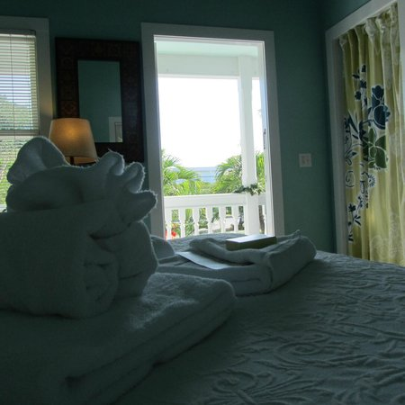 The Conch House Heritage Inn: Marquesa Room