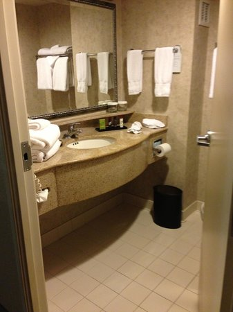 Embassy Suites by Hilton Louisville: Bath
