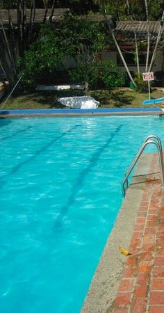 Barbosa, Colombia: Zona de piscina