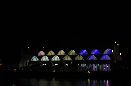 Dataran Lang : Great lights