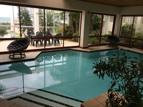 Indoor pool breakfast area picture of algoa bay bed and for Bed and breakfast area riservata