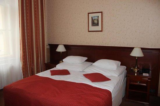 Rott Hotel: camera 214