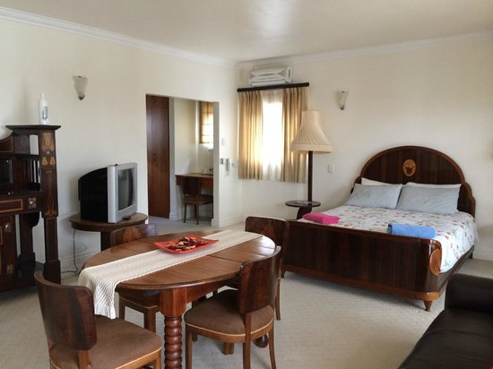 Algoa Bay Bed and Breakfast: Master Suite