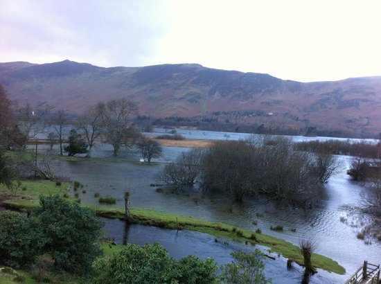 Mary Mount Hotel: From hotel overlooking Derwent Water