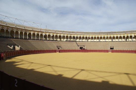 City Sightseeing Seville: plaza del toro