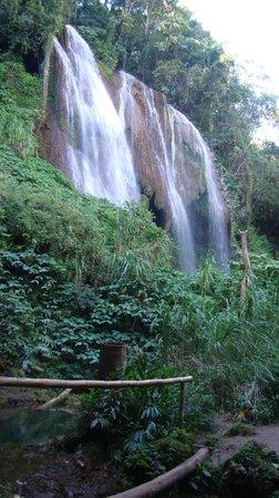 IBEROSTAR Grand Hotel Trinidad: waterfalls