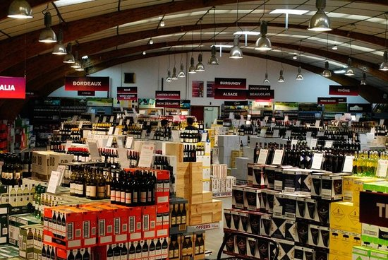 Majestic Wine Calais