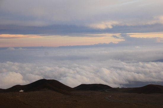 Mauna Kea Summit Adventures: Above the clouds!