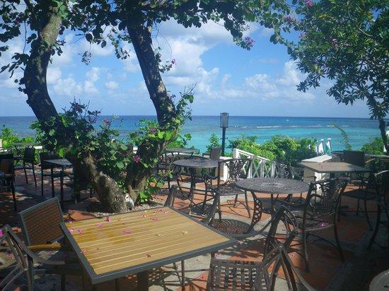 Sandals Ochi Beach Resort: The Reef Terrace