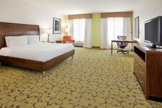 Hilton Garden Inn Boca Raton: Accessible King Guest Room