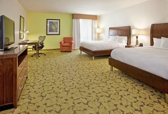 Hilton Garden Inn Boca Raton: Accessible Queen/Queen Guest Room