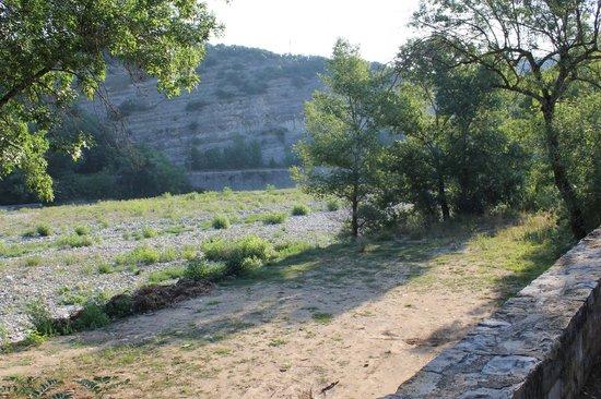 Yelloh! Village Le Soleil Vivarais : vue de l'emplacement