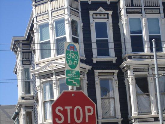 "Streets of San Francisco Bike Tours : ""the Wiggle"""