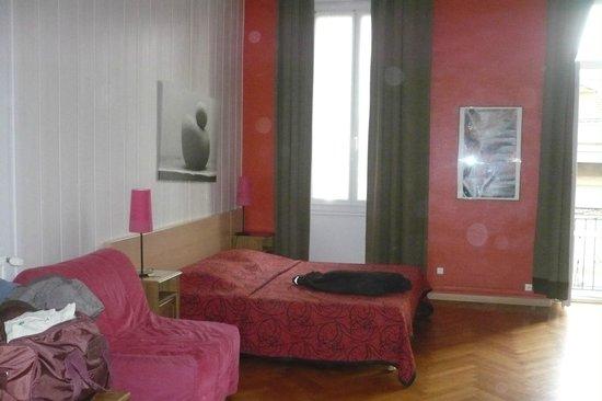 Ajoupa Apart'hotel Nice : appartamento