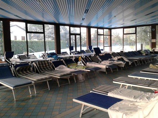 Hotel Terme Marconi: Sala relax numero due