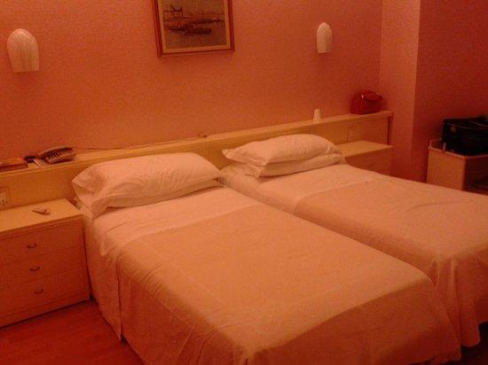 Hotel Terme Marconi: Due letti singoli al posto della matrimoniale