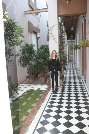 Hotel Boutique Raco de Buenos Aires: Corredor para os quartos