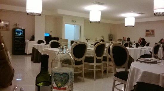 Fonte del Benessere Resort: A cena