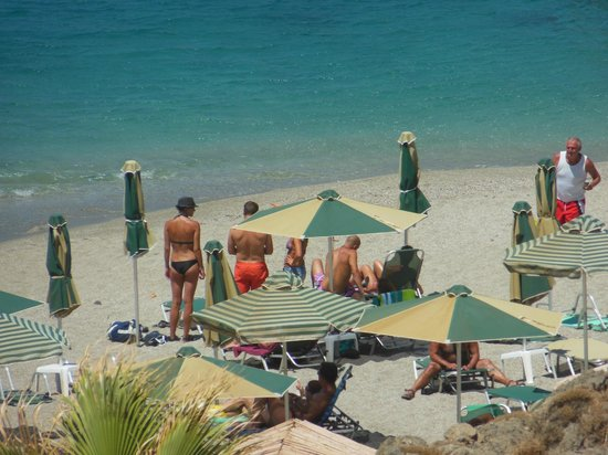 Micro Amoudi : Ammoudi Beach