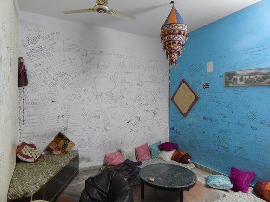 Vinayak Guesthouse: lounge