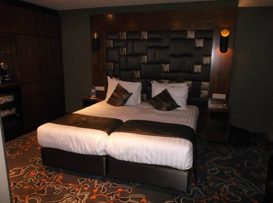 Hotel Golden Tulip Amsterdam West : typical room