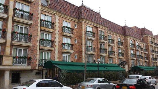 Hotel Estelar Windsor House: Hotel