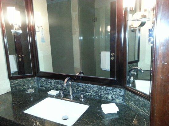 New Century Grand Hotel Xinxiang: Bathroom