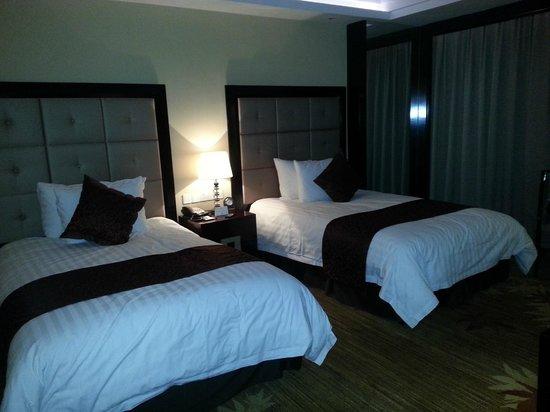 New Century Grand Hotel Xinxiang: Good clean beds