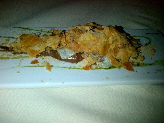 Hotel Cinzia Ristorante: nutella, funghi, tartufo ......