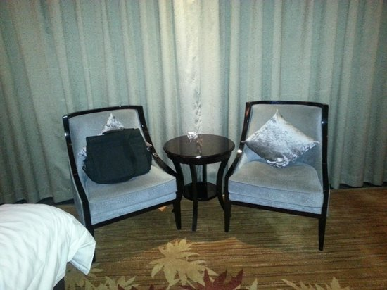New Century Grand Hotel Xinxiang: Seating Area