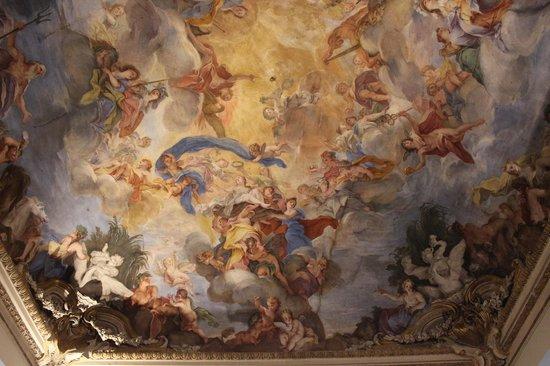 Museo Nazionale del Risorgimento : Plafond