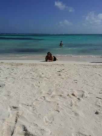 The Westin Puntacana Resort & Club: beautiful beach and sand