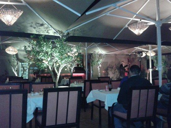 Restaurant Cote' Court : La terrasse Côté Court