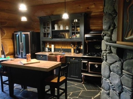 Florencia Bay Hideaway: awesome kitchen