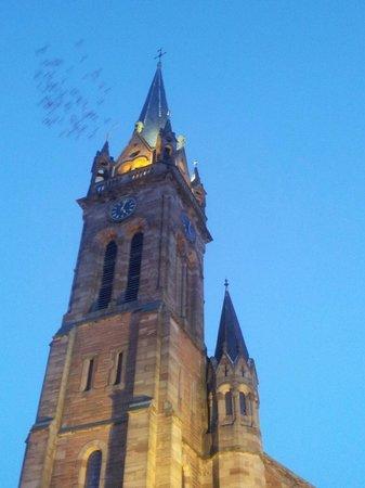 Eglise Saint-Etienne : Chapelle St Sabastion