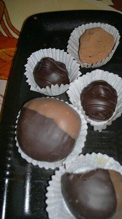 Cioccolateria Gelateria Augusta Perusia: un delizioso marron glacé