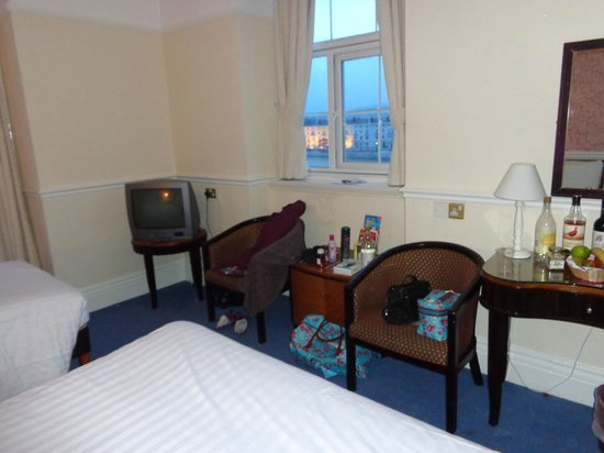 The Grand Hotel - Llandudno: Premier Room