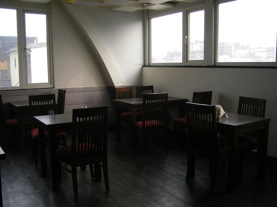 Grand Godwin Hotel: restaurant