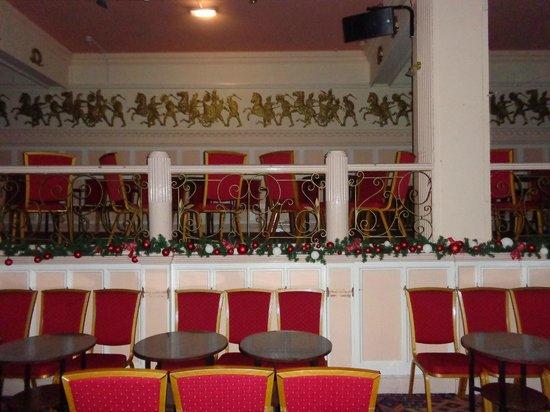 The Grand Hotel - Llandudno: Ballroom Balcony