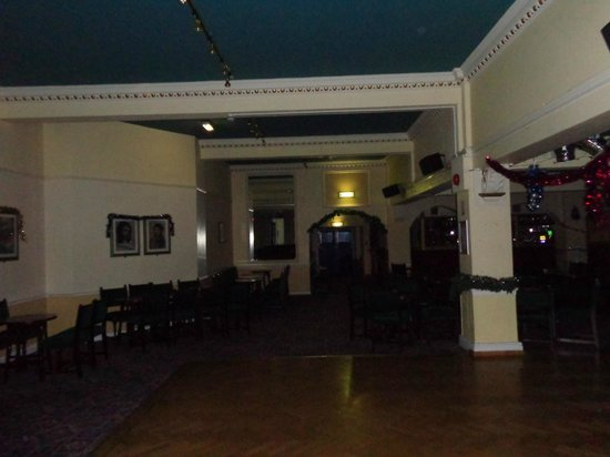 The Grand Hotel - Llandudno: Sports room