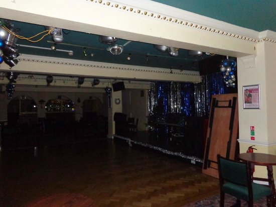 The Grand Hotel - Llandudno : Sports room