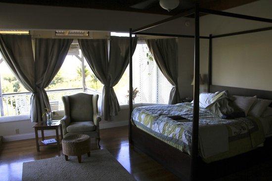 Kauai Banyan Inn: Another view of room