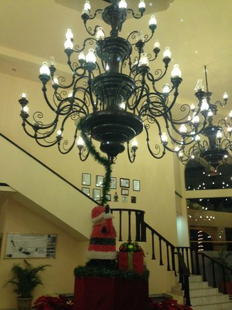 Barcelo Puerto Vallarta: lobby