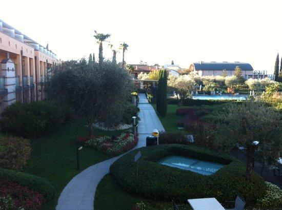 Hotel Caesius Thermae & Spa Resort : esterno