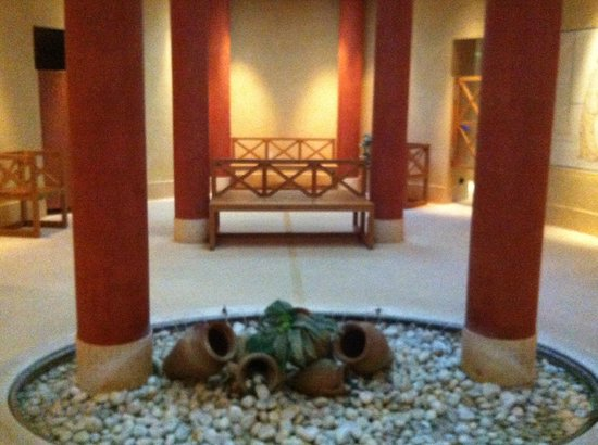 Hotel Caesius Thermae & Spa Resort: area wellness