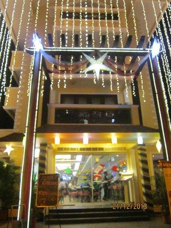 Resort De Coracao: enterance